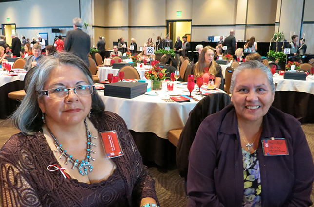 2014 Raising Hands event gallery image on Tulalip Cares website