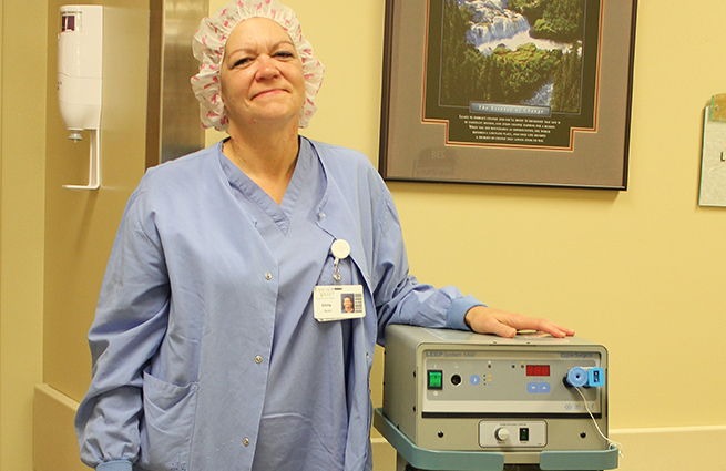 Tulalip Cares Honored Recipient for 2014, Cascade Valley Hospital Foundation