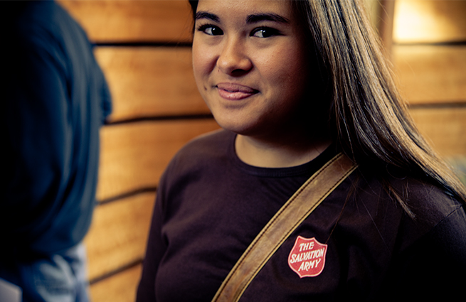 Tulalip Cares honored recipient The Salvation Army, image four